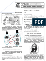 Matemática - Pré-Vestibular Impacto - Sistemas Lineares - Produto Cartesiano  Sistema de Coordenadas