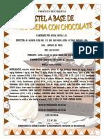 (Req-3) Proyecto de Etiqueta - Cheesecake de Chocolate