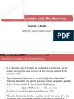 A3_ Random Variables and Distributions