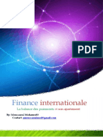 finance international