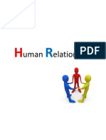 Sam's Human Relationships