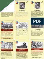 Cartas Wilderness War Traducidas