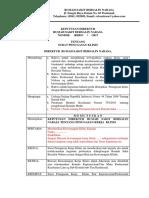 Sk Surat Penugasan Klinis