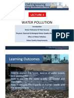 5.Water Pollution