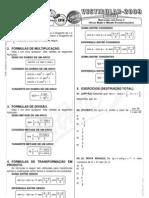 Matemática - Pré-Vestibular Impacto - Trigonometria - Operações com Arcos - Arco Duplo e Metade Transformações