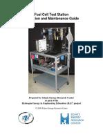 h2 e3 Test Station Version 1 Om Manual
