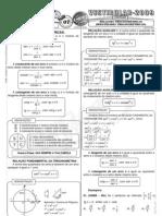 Matemática - Pré-Vestibular Impacto - Trigonometria - Relações Trigonométricas Identidades