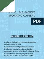 Working Capital Management Final