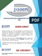 Presentacion General Isoen Energy s.l 1 1