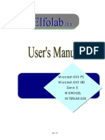 Elfolab User's Manual 16