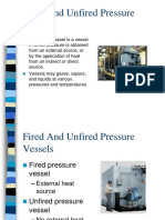 Boliers and Pressure Vessels