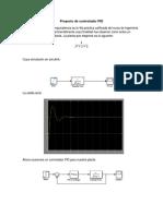 Proyecto de Controlador PID