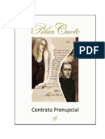 Pilar Cueto Contrato Prenupcial