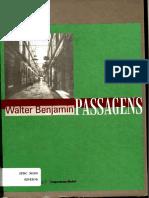 Walter Benjamin - Passagens