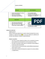 Modelo de Plan de Marketing 2