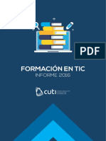 Informe Anual Cuti Formacion Academica 2016