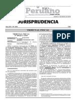 TRIBUNAL FISCAL Responsables Conductor o Representante...