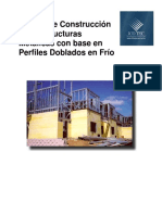 Manual de Construcción para estructuras metalicas con base a perfiles.pdf