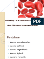 Referat Anemia Dr Wahid