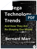 9 Mega Technology Trends eBook