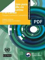 CEPA_Planificación Para El Desarrollo en América Latina