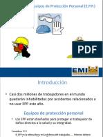 4. Equipos de Proteccion Personal