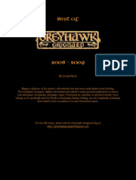 Best of Greyhawk Grognard (2008-2009)