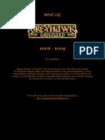 Best of Greyhawk Grognard (2008-2009)