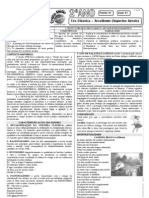 Literatura - Pré-Vestibular Impacto - Era Clássica - Arcadismo - Aspectos Gerais I