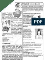 Literatura - Pré-Vestibular Impacto - Era Clássica - Arcadismo - Aspectos Gerais III