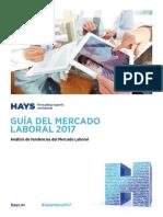 Guia Hays 2017 Sector Académico Parte Analisis Encuestas