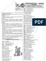 Literatura - Pré-Vestibular Impacto - Era Medieval Humanismo - Aspectos Estilísticos