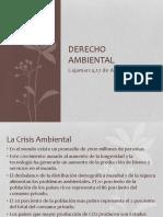 Derecho y Legislación Ambiental Decimo Ciclo