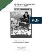 Adoração Infantil - Histórias da Bíblia Pouco Contadas.pdf
