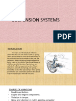 Suspension Systems