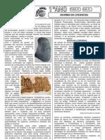 Literatura - Pré-Vestibular Impacto - Introdução aos Estudos Literários - 02