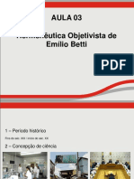 AULA 03 -Hermenêutica objetivista de Emílio Betti.pptx