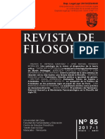 Fenomenología Husserliana
