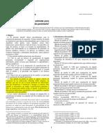 E165-95 Método de Prueba Estándar Para El Examen de Líquido Penetrante