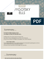 vygotskian theory in a world of ells