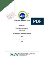 10268 - AP - Trade Off Study - Air Conveyors vs Conventional Conveyors (2011!09!06) P1