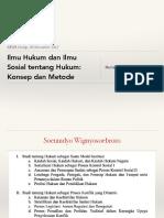 Herlambang-Ilmu Hukum Dan Ilmu Sosial Tentang Hukum