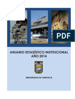 Anuario UTA 2014