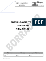 (015) It-mm-mi01-01 Crear Documento de Inventario Rev 2