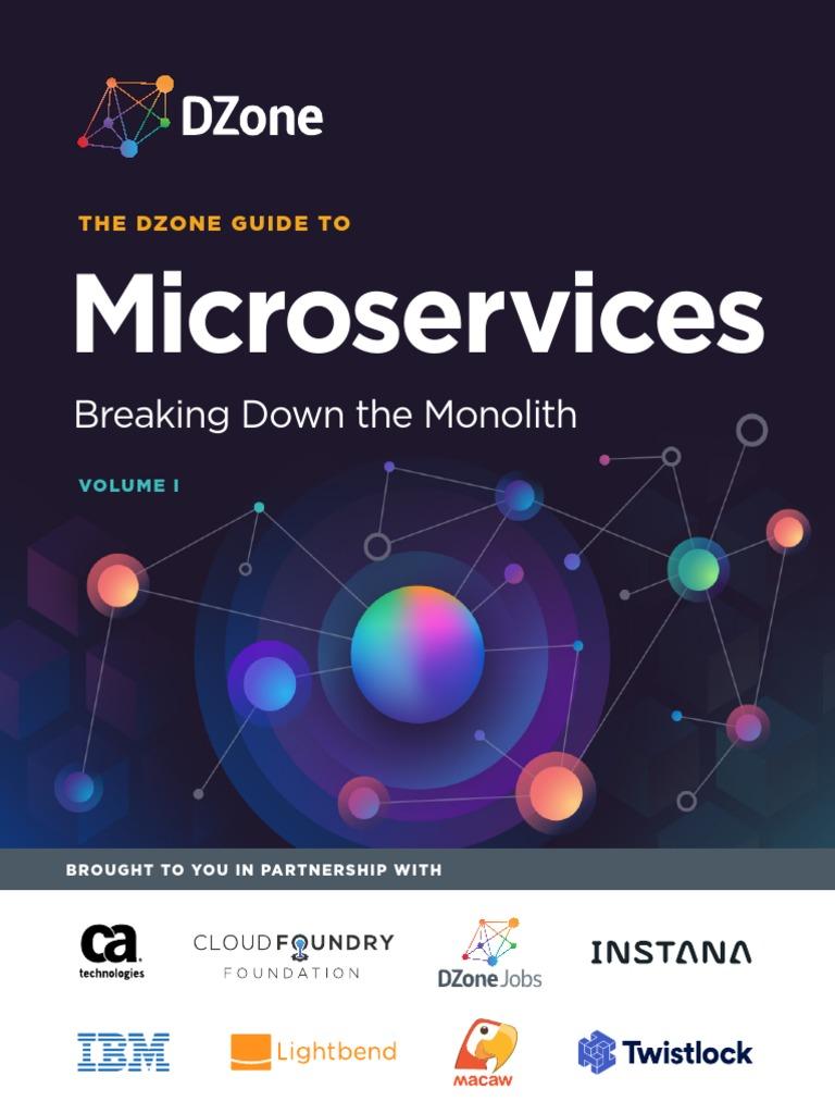 Java Microservicesguide 2017 | Cloud Computing | Platform As A Service