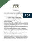 PEW PTO General Body 14NOV2017 Meeting Minutes