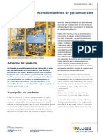Product Leaflet Spanish Fuel Gas Treatment