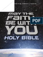 May the Faith Be With You Bible sampler