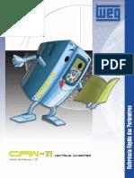 WEG Cfw 11 Referencia Rapida Dos Parametros 0899.5693 1.0x Guia Rapido Portugues Br