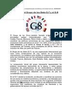 Historia Del Grupo de Los Siete G